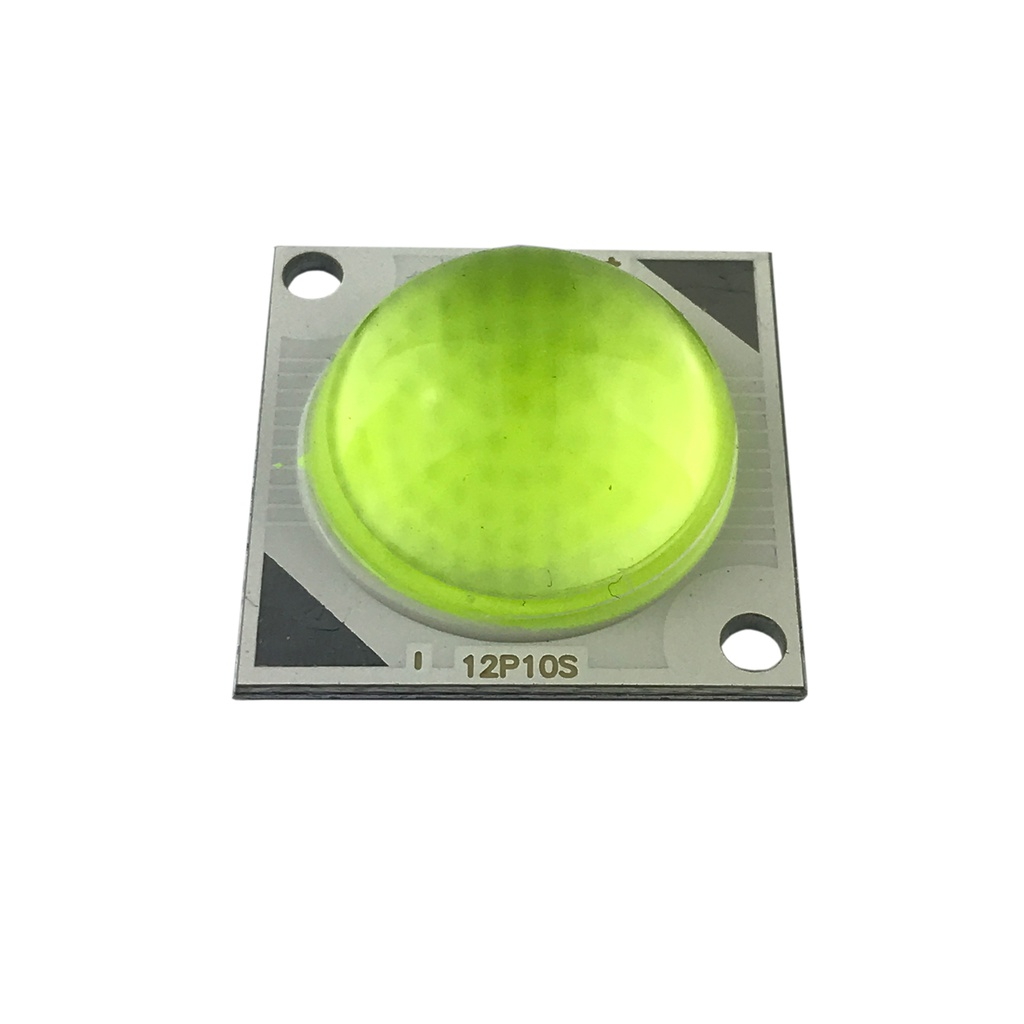 50w 6000LM Molding Top LENS Flip COB LED Light Diodes 23mm Light Area 28mm out Size
