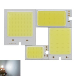 Square LED COB Strip for Car Reading Light Source DC9V/12V 2-6W
